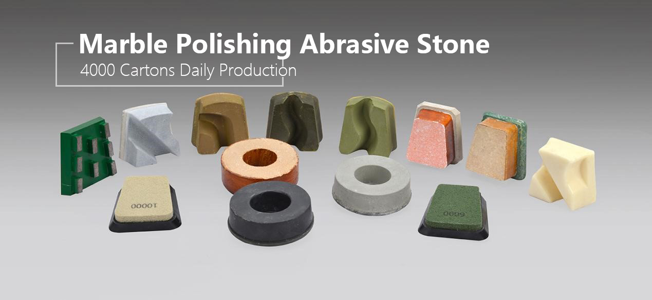 MARBLE POLISHING ABRASIVES